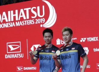 APD | Double players defend champion titles in 2019 Indonesia masters championship
