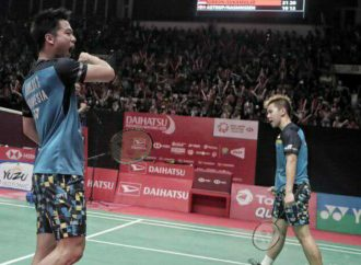APD| Indonesia puts finalists in MD, XD groups in 2019 Indonesia Masters